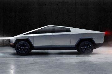 new Tesla truck